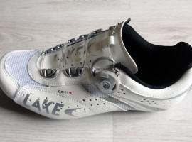 Racefietsblog test: Lake CX 175 road schoenen