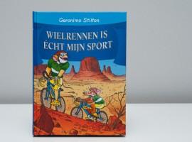 Racefietsblog test: Kinderboek – Wielrennen is echt mijn sport