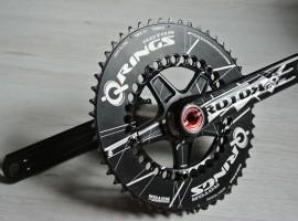 Racefietsblog test: Rotor Q-rings
