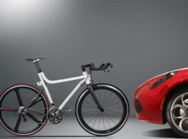Wie wil er nou een Alfa Romeo racefiets?