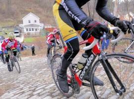 Fietsen of vallen – Dirty dozen bike race Pittsburgh