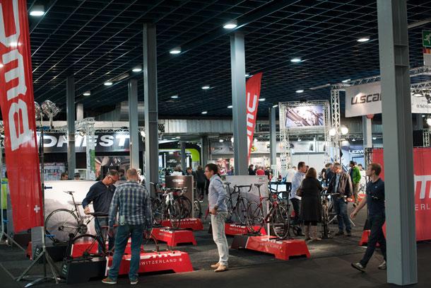 Wat was er te zien op BikeMotion 2013 in Utrecht