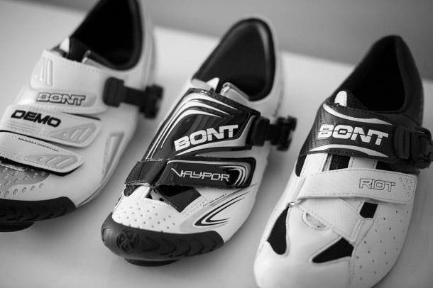 Racefietsblog test: Bont wielrenschoenen – 3 op een rij