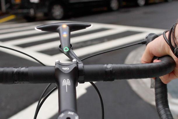 Hammerhead; een nét iets andere vorm van fietsnavigatie