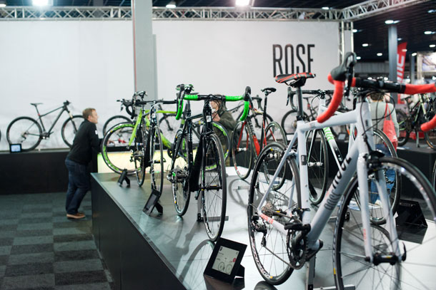 Bikemotion 2013 – Rose bikes