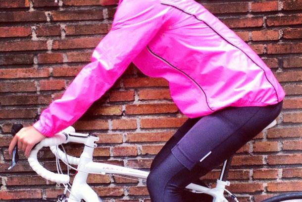 Racefietsblog test: AGU Secco Women regenjack