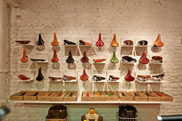 Brooks opent Concept Store in Londen