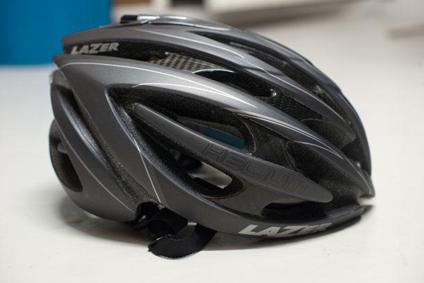 Racefietsblog test: Lazer Helium Helm 2014