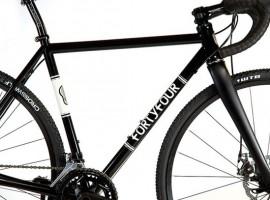 44-Bikes bouwt een DEB fiets voor Richard Sachs