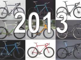 Mooiste racefietsen van 2013