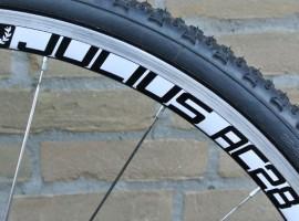Racefietsblog test: tubeless wielen van Julius Cycling – AC28 + actie