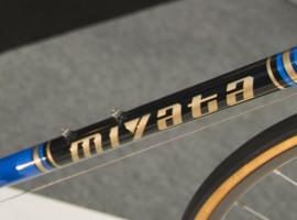 Miyata maakt nog steeds racefietsen van staal