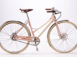 De retro sportieve fietsen van Shinola wil je gewoon hebben