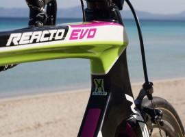 Racefietsblog test: Merida Reacto Evo Team edition