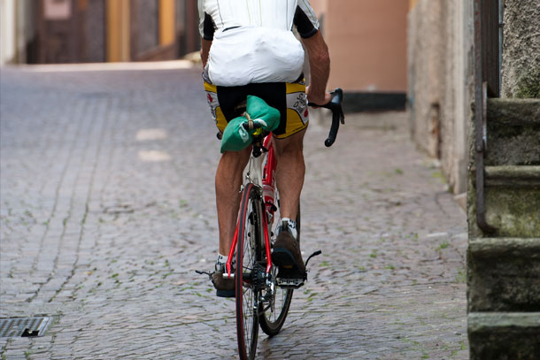 comomeer-fietser
