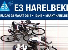 E3 Harelbeke 2014 op tv kijken!