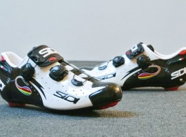 Racefietsblog test: Sidi Wire racefietsschoen