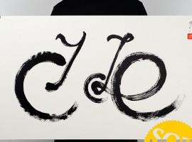 Leuk voor aan de muur – fietsposters van 100 copies