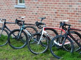 Racefietsblog test: 4 endurance racefietsen op kasseien