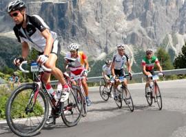 Giro Delle Dolomiti Meerdaagse wielercyclo