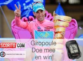 Doe mee met onze Giropoule en win een Sigma Rox 10.0!