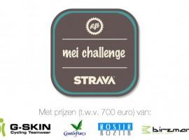 Mei = Racefietsblog's Strava Challenge maand