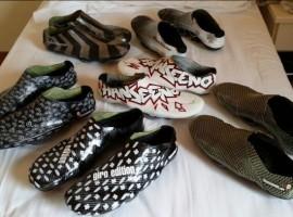 Adam Hansen maakt zijn schoenen liever zelf