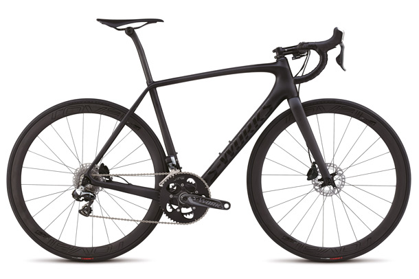 Specialized Tarmac S-works 2014 Disc Black |  Racefietsblog.nl