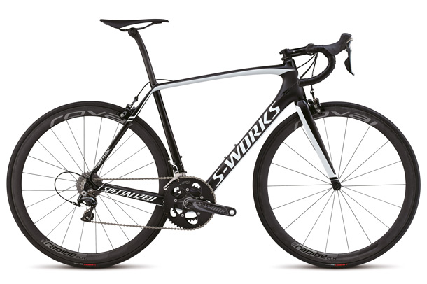 Specialized Tarmac S-Works 2014 White  |  Racefietsblog.nl