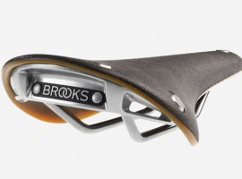 Brooks C15 Limited zadel