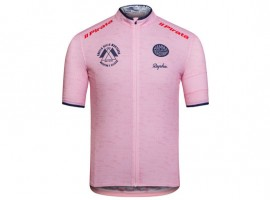 Pantani roze voor herdenkingsshirt van Rapha