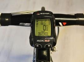 Racefietsblog test: Sigma Rox 10.0 GPS fietscomputer