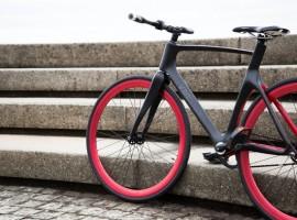 Vanhawks Valour fiets van de toekomst, voor nu