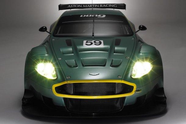 Aston Martion DBR9 inspired Baum for the Coretto  |  Racefietsblog.nl