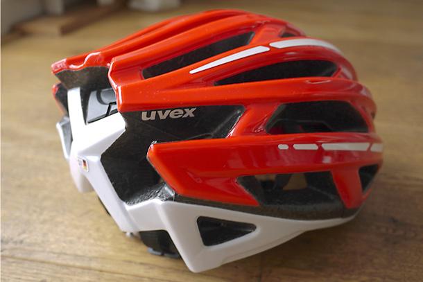 Uvex Race 5 helmet | Racefietsblog.nl