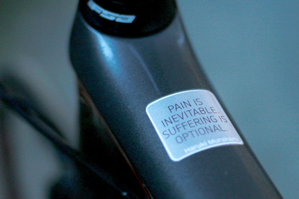 spreuken over wielrennen Leuke spreuken op je racefiets – Racefietsblog.nl spreuken over wielrennen