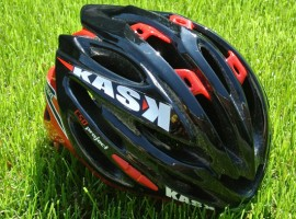 Racefietsblog test: Kask Vertigo helm