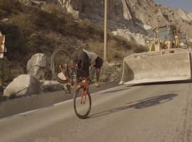 Road bike freestyle – Vittorio Brumotti