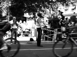 Mooie beelden van een dag in de Giro – Trieste