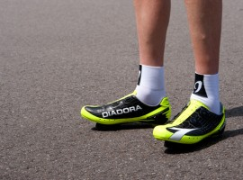 Racefietsblog test: Diadora Vortex Pro schoenen