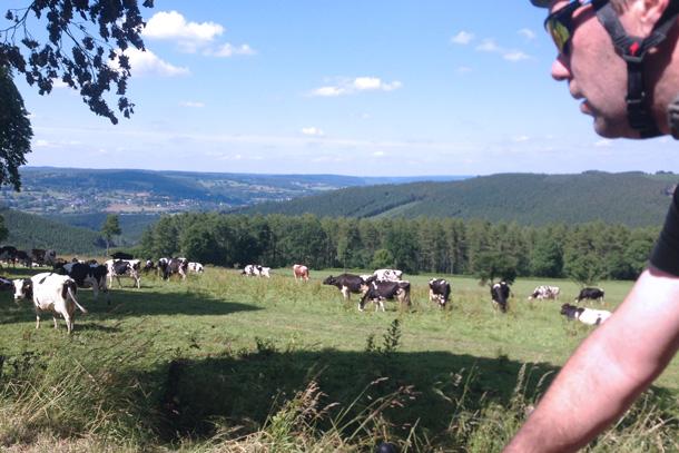Route des Sommets des Liennes-Ambleve - Ardennes  |  Racefietsblog.nl