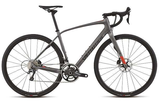 Specialized Diverge Expert 2015  |  Racefietsblog.nl