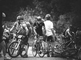Bike Transalp met een Cyclocrosser – Vis op een Bombtrack