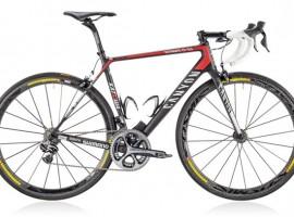 Canyon verkoopt pro-tour fietsen!