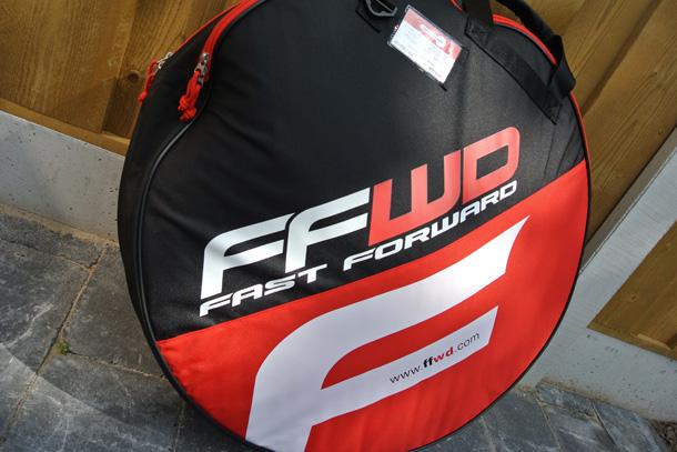 FFWD F2A alu clinchers | Full review at Racefietsblog.nl