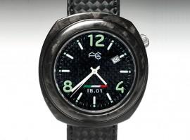 Full carbon horloge met de complimenten van Ivan Basso