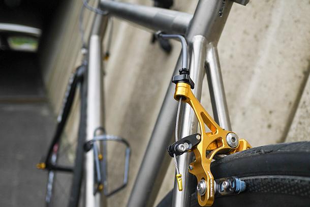 Pilot RR titanium road bike | Racefietsblog.nl