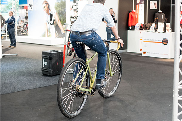 Big wheels at Bikemotion 2014 | Racefietsblog.nl