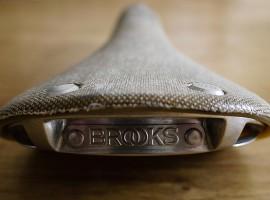 Racefietsblog test: Brooks Cambium C15 zadel