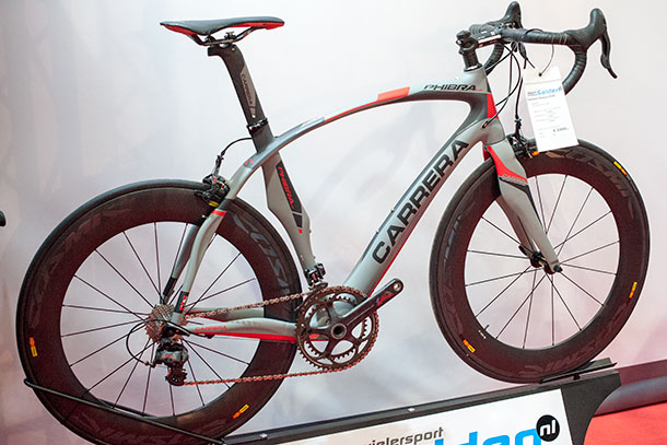 Carrera Phibra at Bikemotion 2014 | Racefietsblog.nl
